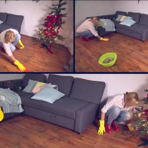 Jak szybko i skutecznie umyć podłogę?