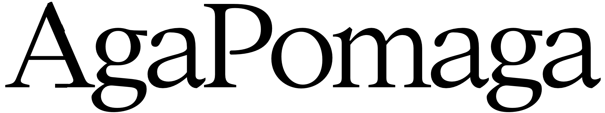 AgaPomaga