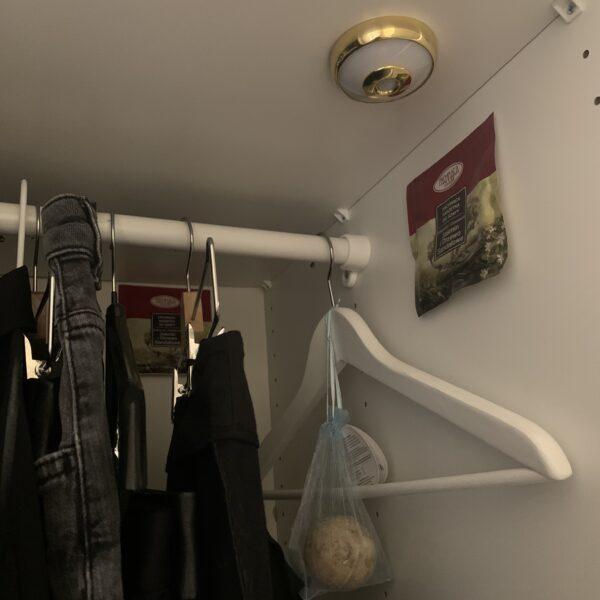 Światełko do szafy